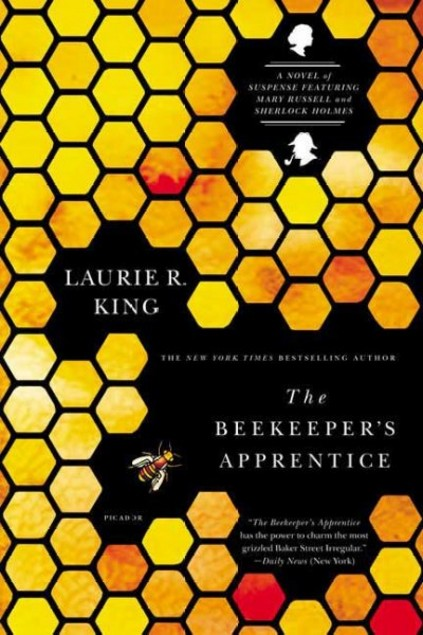 Beekeeper's apprentice book cover